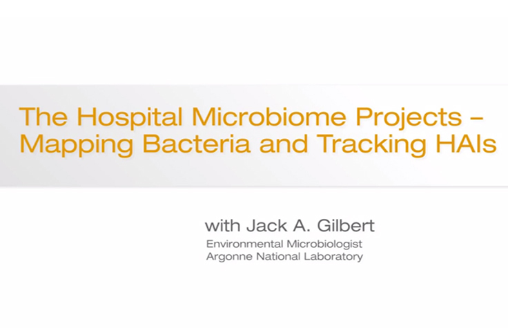 Hospital Microbiome Projects