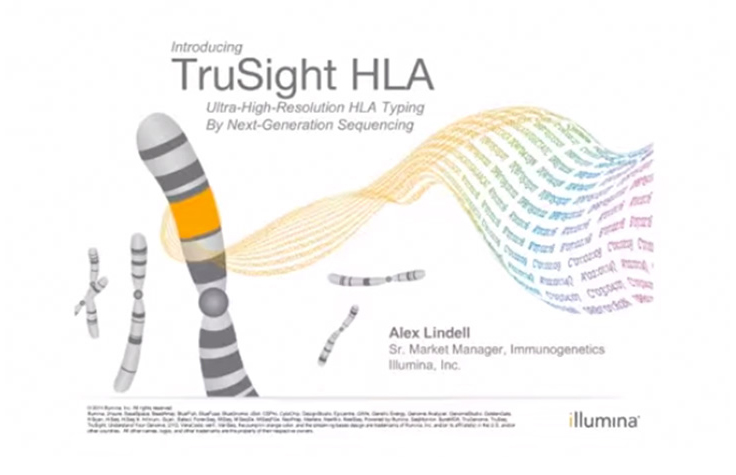 Introducing TruSight HLA
