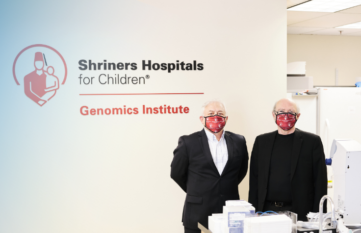 Shriners Hospitals Launches Ambitious Sequencing Initiative