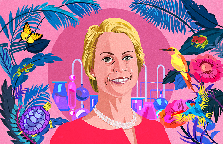 What Nobel Laureate, Frances Arnold, Wants Future STEM Leaders to Know