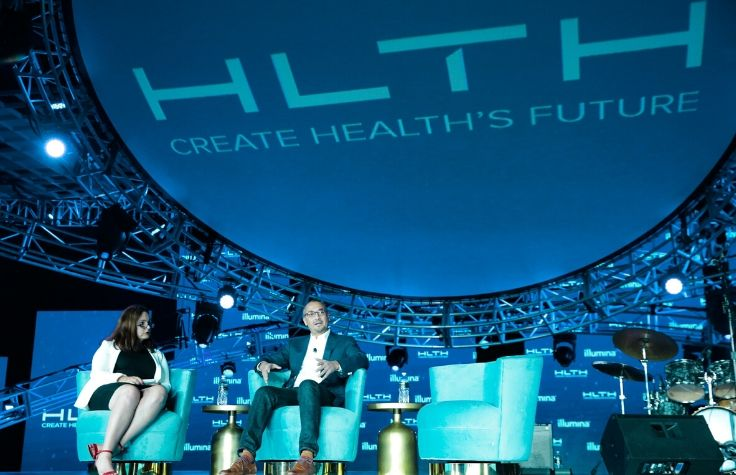 CEO Francis deSouza Speaks at HLTH 2019