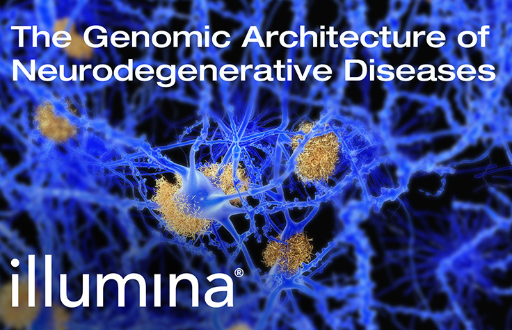 Genomic Architecture of Neurodegenerative Disease