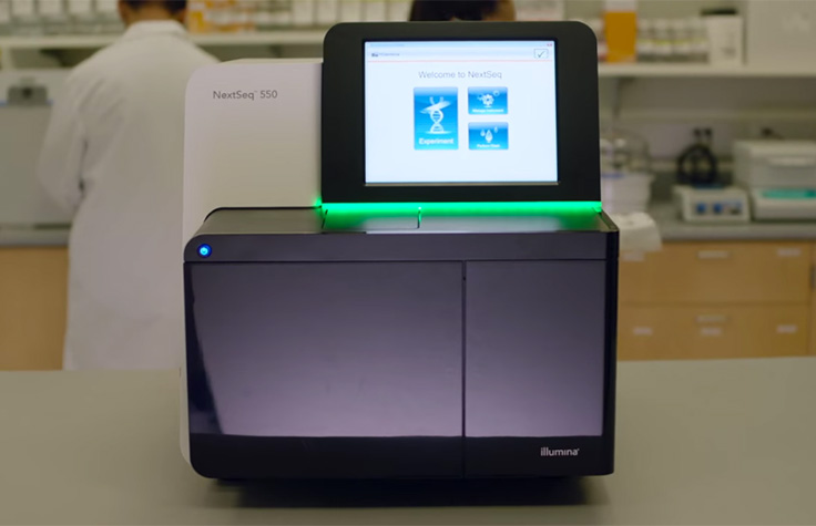 Discover the NextSeq 550–flexible sequencing and array power