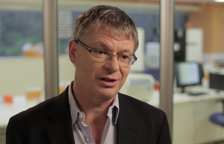 Identifying Causal Variants of Inherited Disease in Newborns: Dr Stephen Kingsmore